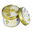 Bomb Cosmetics You Star Tinned Candle