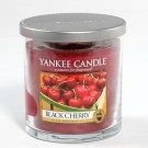 Yankee Candle Black Cherry Geurkaars Small Pillar Candle (35-45 branduren)
