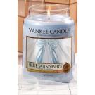 Yankee Candle Blue Satin Sashes Large Jar