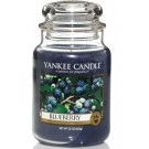 Yankee Candle Blueberry Large Jar