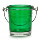 Yankee Candle Bucket Emerald votive Holder