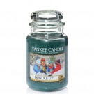 Yankee Candle Bundle Up Geurkaars Large Jar Candle (150 branduren)