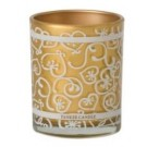 Yankee Candle Celebration Gold Votive Holder