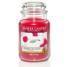 Yankee Candle Cherries on Snow Large Jar
