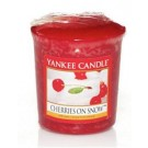 Yankee Candle Cherries on Snow Votive Sampler