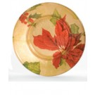 Yankee Candle Christmas Flower Small Tray