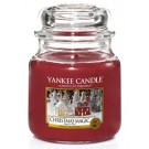 Yankee Candle Christmas Magic Medium Jar