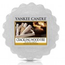 Yankee Candle Crackling Wood Fire Wax Tart