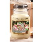 Yankee Candle Cream Colored Ponies Large Jar