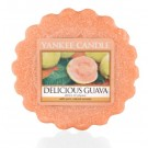 Yankee Candle Delicous Guava Wax Tart