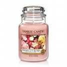 Yankee Candle Fresh Cut Roses Geurkaars Large Jar Candle (150 branduren)