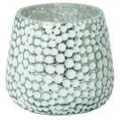 Yankee Candle Fresh Ocean Glass Tea Light Holder