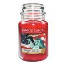 Yankee Candle God Bless America Large Jar