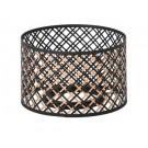 Yankee Candle Halloween Barrel Shade Metal