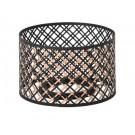 Yankee Candle Halloween Barrel Shade Metal