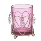 Yankee Candle Heart Pendant Votive Holder - Pink