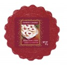 Yankee Candle Merry Berry Linzer Wax Tart