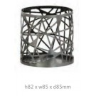 Yankee Candle Metal Web Small Pillar Holder