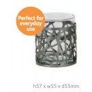 Yankee Candle Metal Web Votive Holder