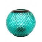 Yankee Candle Monterosso Teal Votive Holder Lanterns