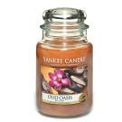 Yankee Candle Oud Oasis Geurkaars Large Jar Candle (150 branduren)