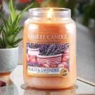 Yankee Candle Peach & Lavender