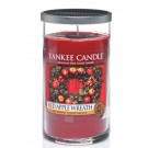 Yankee Candle Red Apple Wreath Medium Pillar