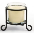 Yankee Candle Scroll Small Pillar Sleeve