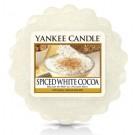 Yankee Candle Spiced White Cocoa Wax Tart