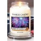 Yankee Candle Spirit Of America Large Jar