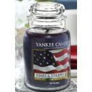 Yankee Candle Stars & Stripes Large Jar