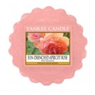 Yankee Sun-Drenched Apricot Rose Wax Tart