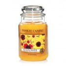 Yankee Candle Sunflower Geurkaars Large Jar Candle (150 branduren)