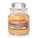 Yankee Candle Sunset Breeze Geurkaars Small Jar Candle (40 branduren)