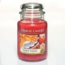 Yankee Candle Tarte Tatin Geurkaars Large Jar Candle (150 branduren)