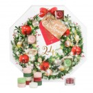 Yankee Candle The Perfect Christmas Advent Calendar Wreath