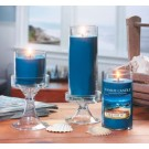 Yankee Candle Turquoise Sky Geurkaars Medium Pillar