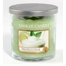 Yankee Candle Vanilla Lime Geurkaars Small Pillar
