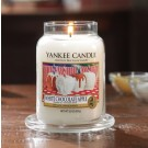 Yankee Candle White Chocolate Apple Large Jar