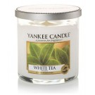 Yankee Candle White Tea Geurkaars Small Pillar