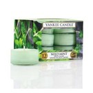 Yankee Candle Wild Mint Tea Lights