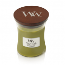 WoodWick Apple Basket Medium Jar Candle