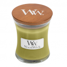 WoodWick Apple Basket Mini Jar Candle