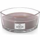 WoodWick Black Amber & Citrus Hearthwick Jar Candle