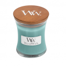 WoodWick Blue Java Banana Mini Jar Candle
