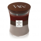 WoodWick Forest Retreat Trilogy Medium Jar Candle