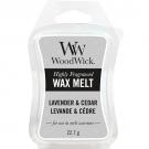 WoodWick Lavender & Cedar Wax Melt