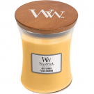 WoodWick Oat Flower Medium Jar Candle