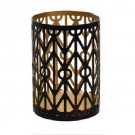 WoodWick Petite Candle Holder Geometric