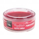 WoodWick Pomegranate Petite Candle
